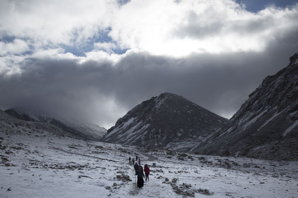 le mont Kailash au Tibet
