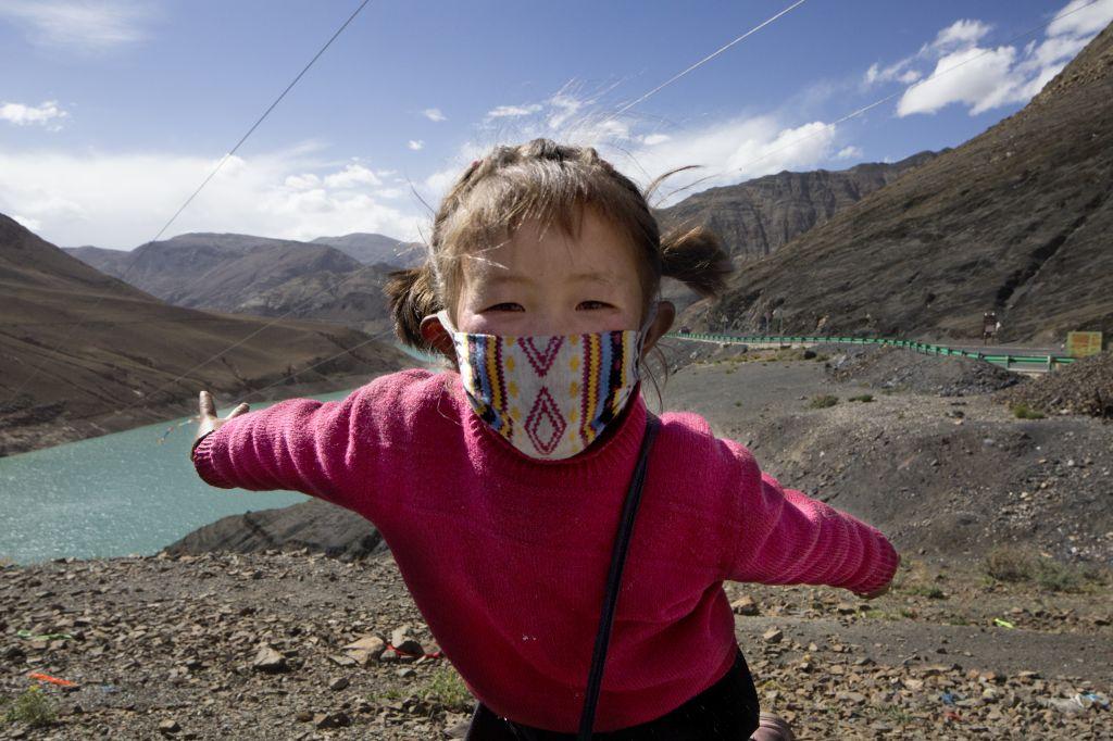 rencontre avec un peuple nomade au Tibet