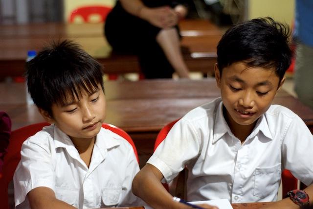bénévolat au cambodge