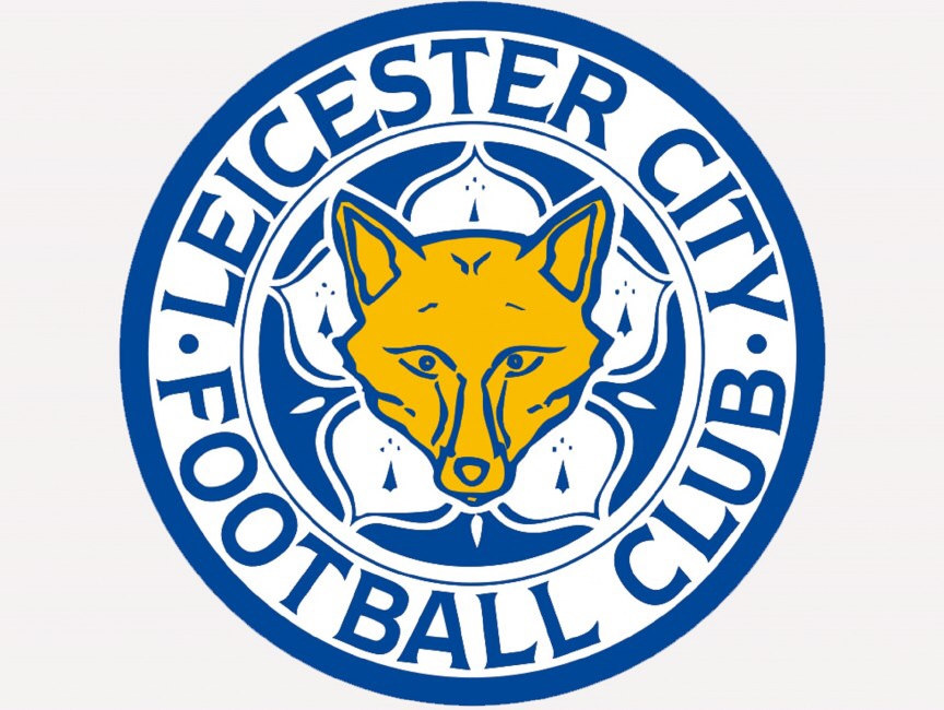 logo du club de football de Leicester