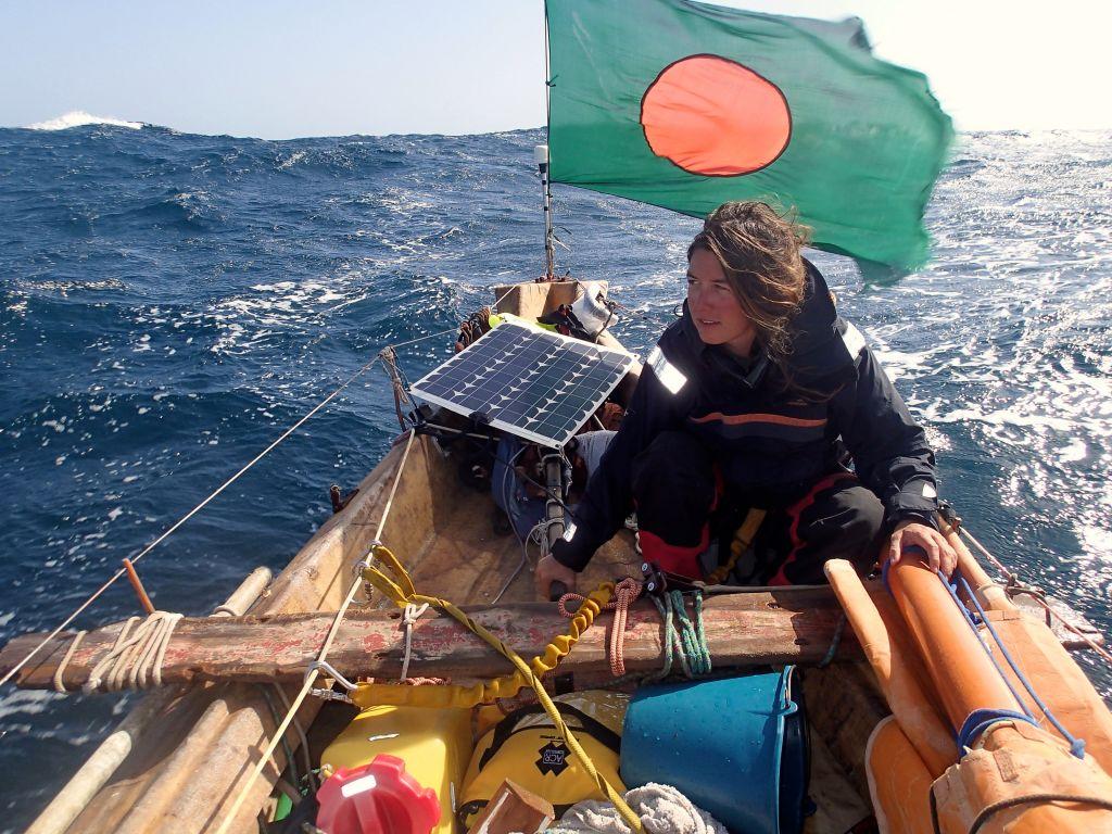 transatlantique sur le voilier Tara Tari