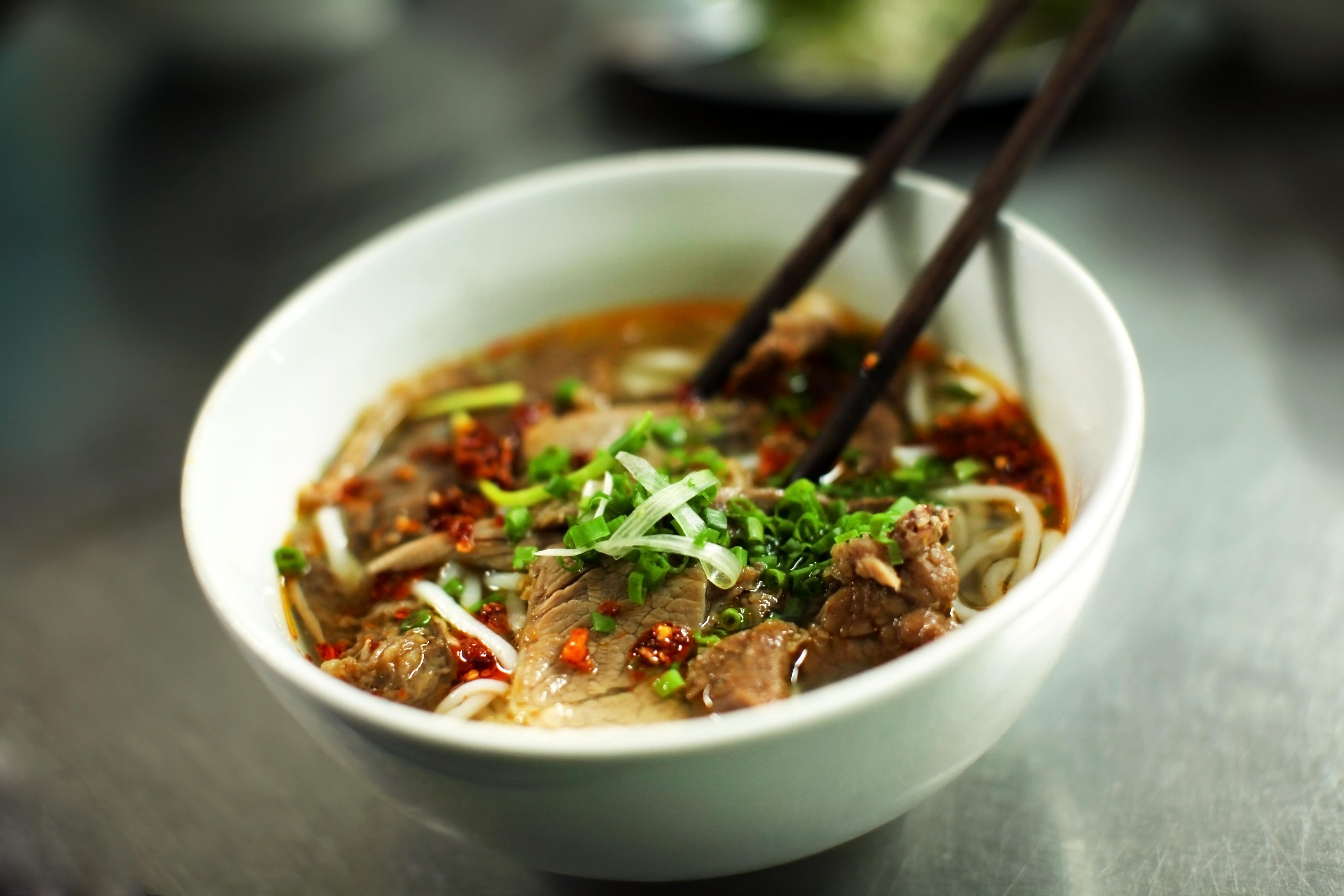 le Pho plat typique au Vietnam