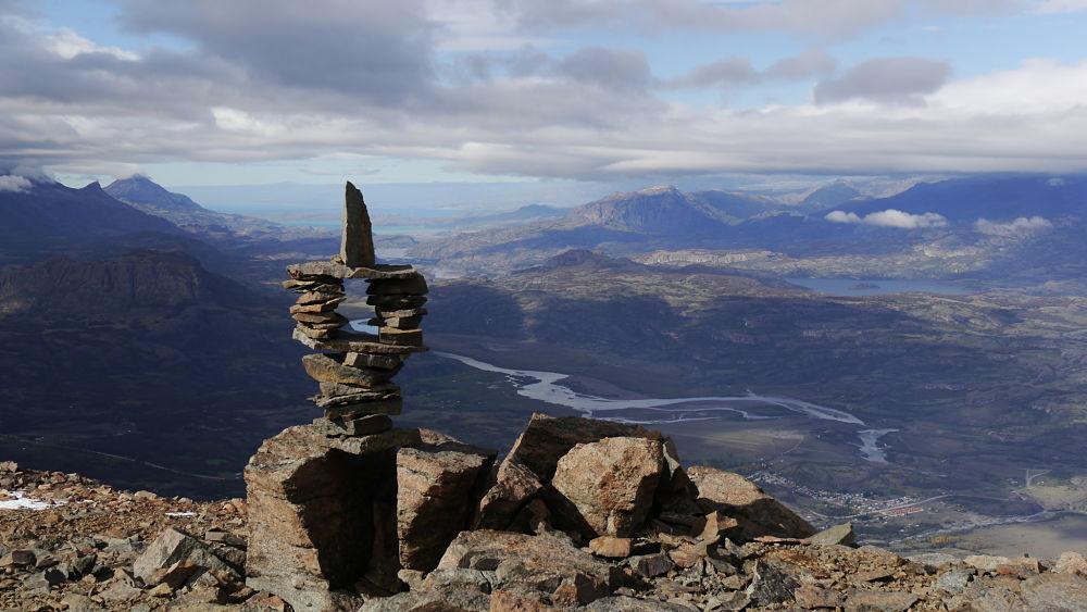 randonnée en Patagonie sur la carretera austral