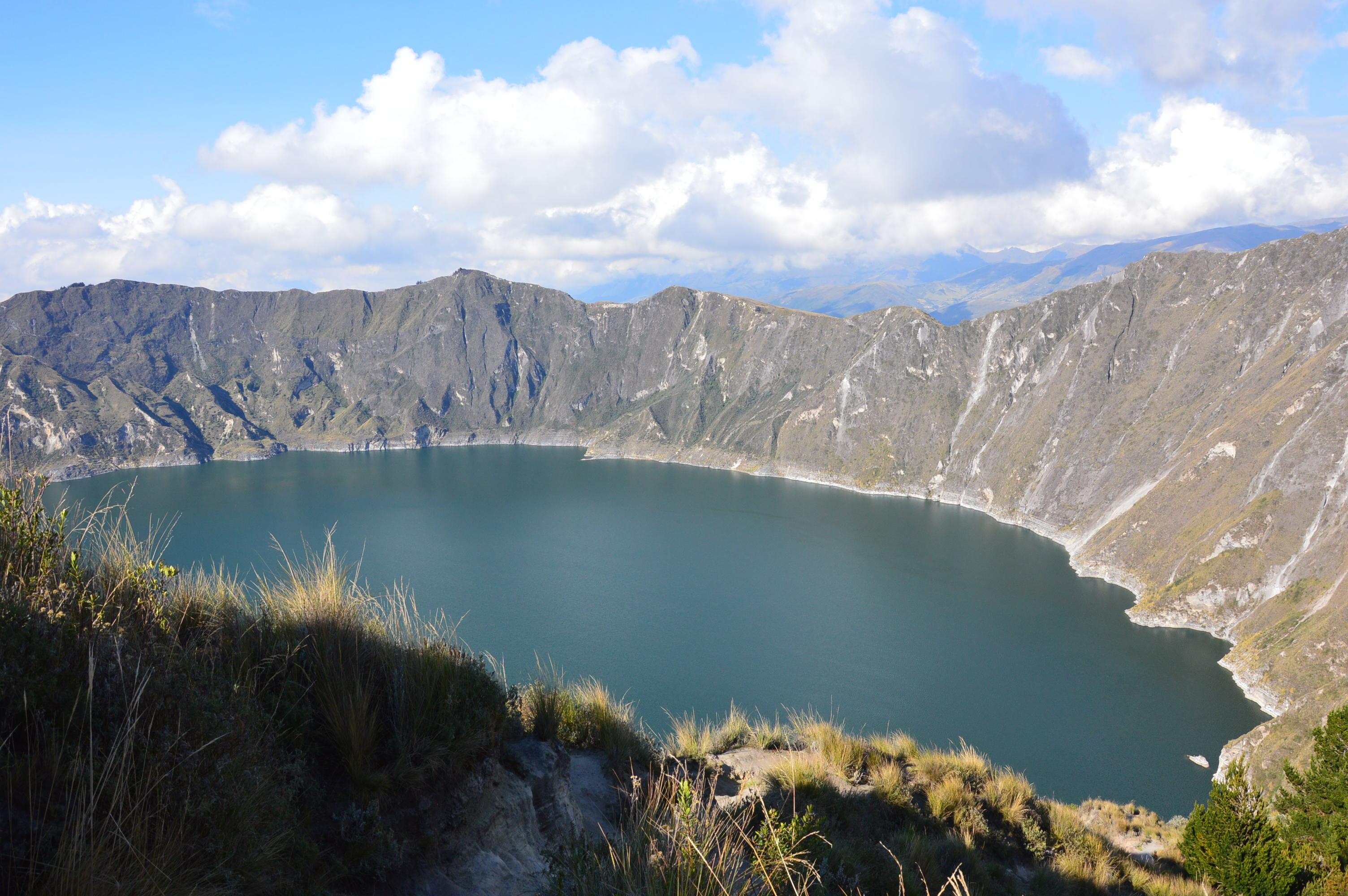 Trek Quilotoa en Equateur