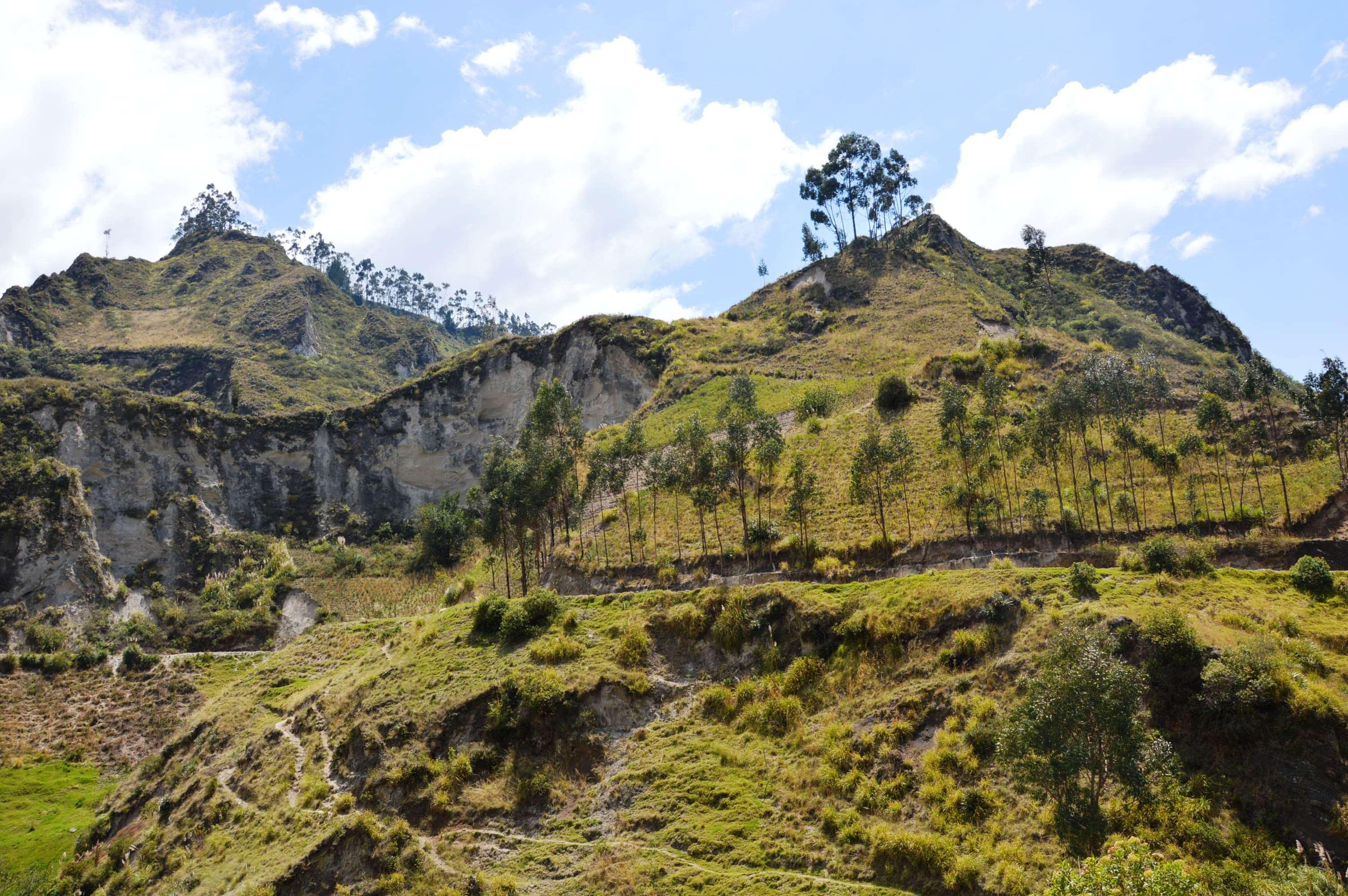 trek solo en Amerique latine