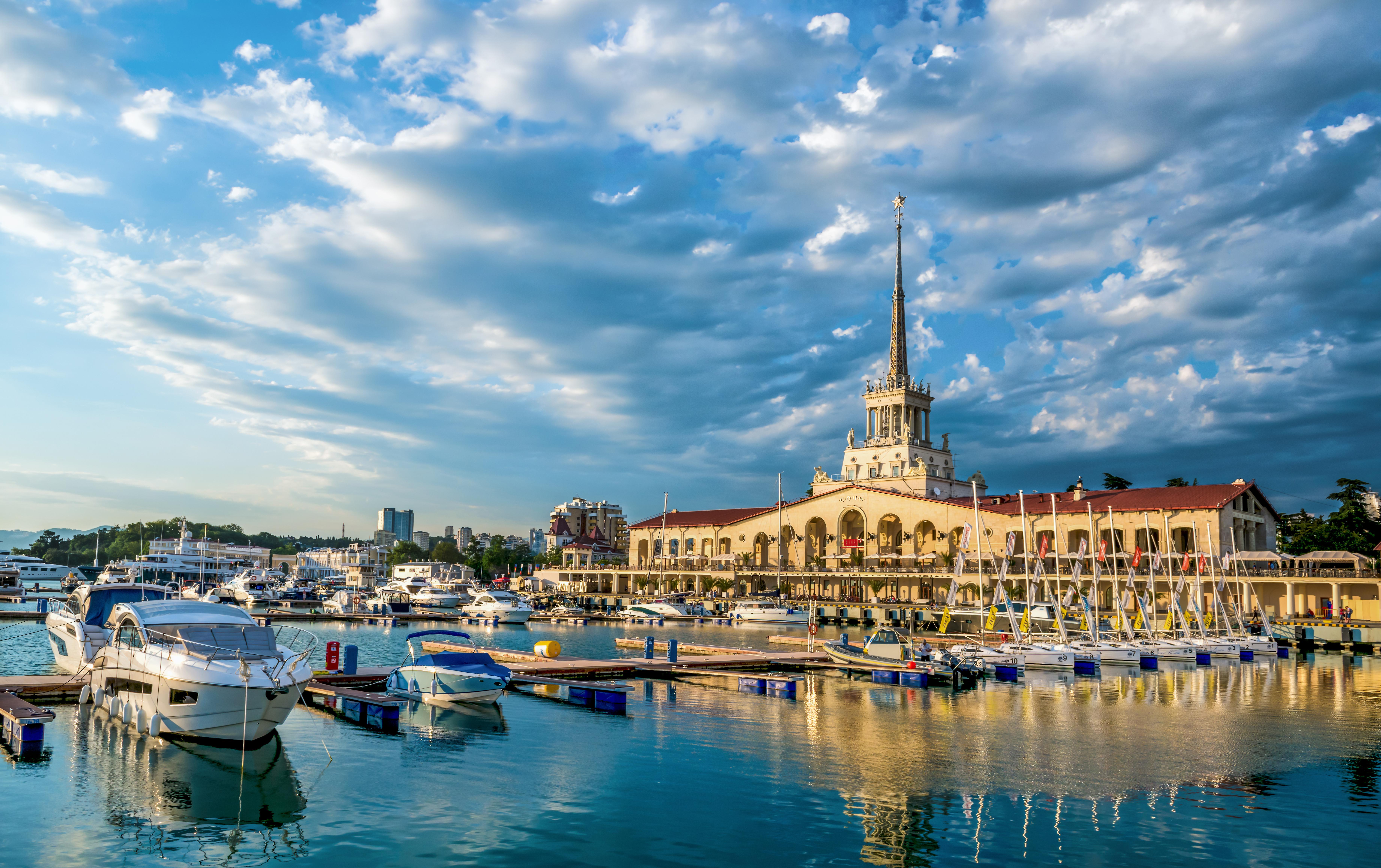 obtenir un visa business pour un voyage d'affaires a Sotchi en Russie