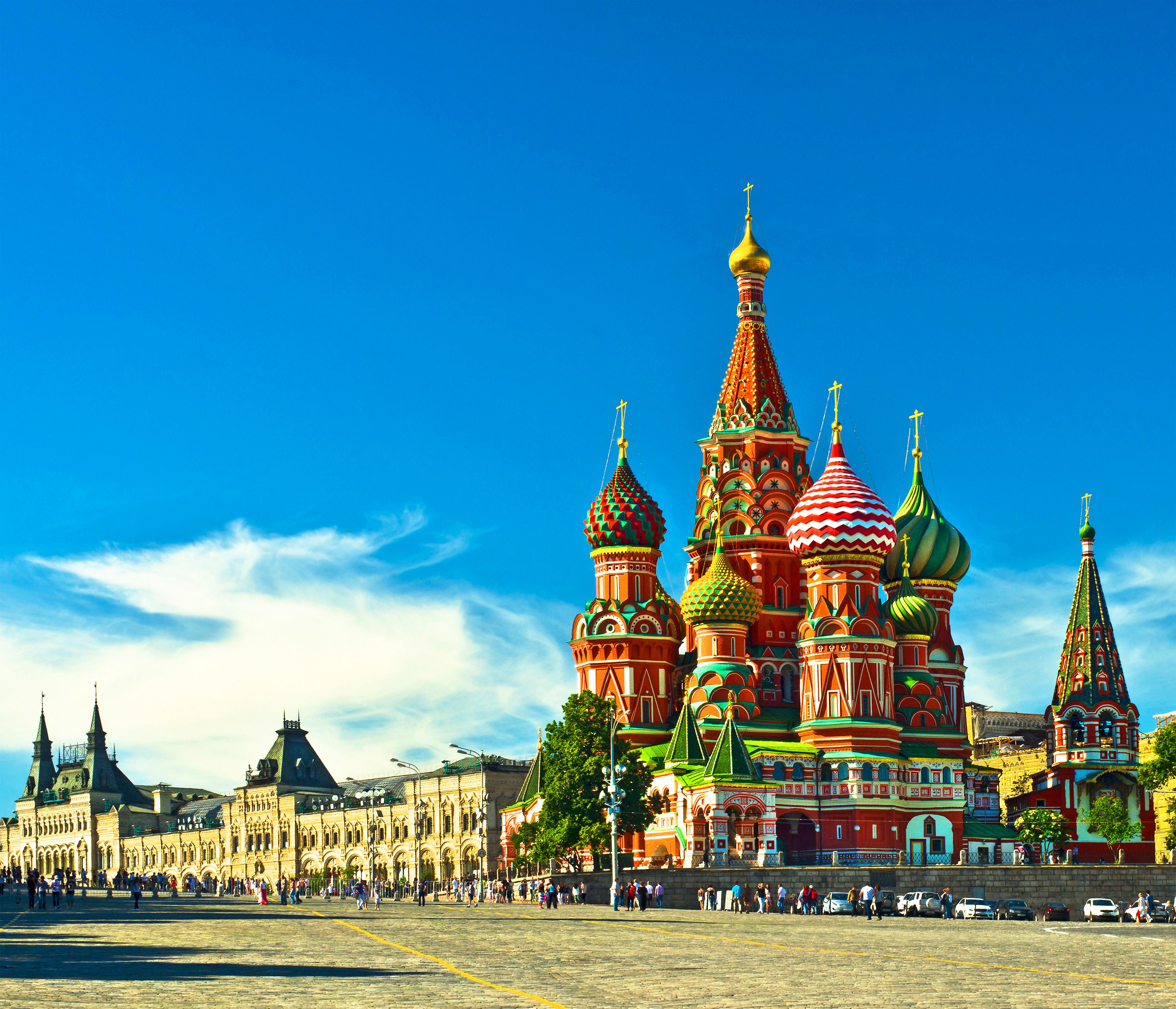 visiter le Kremlin grace a son visa touristique pour la Russie