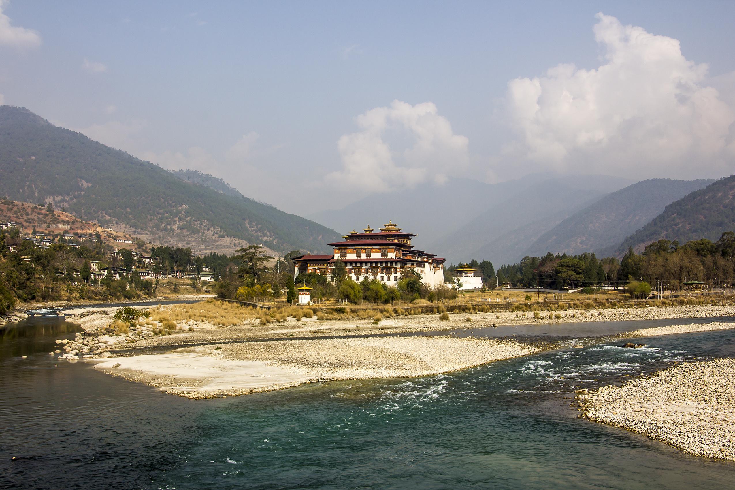 voyage sur mesure au Bhoutan