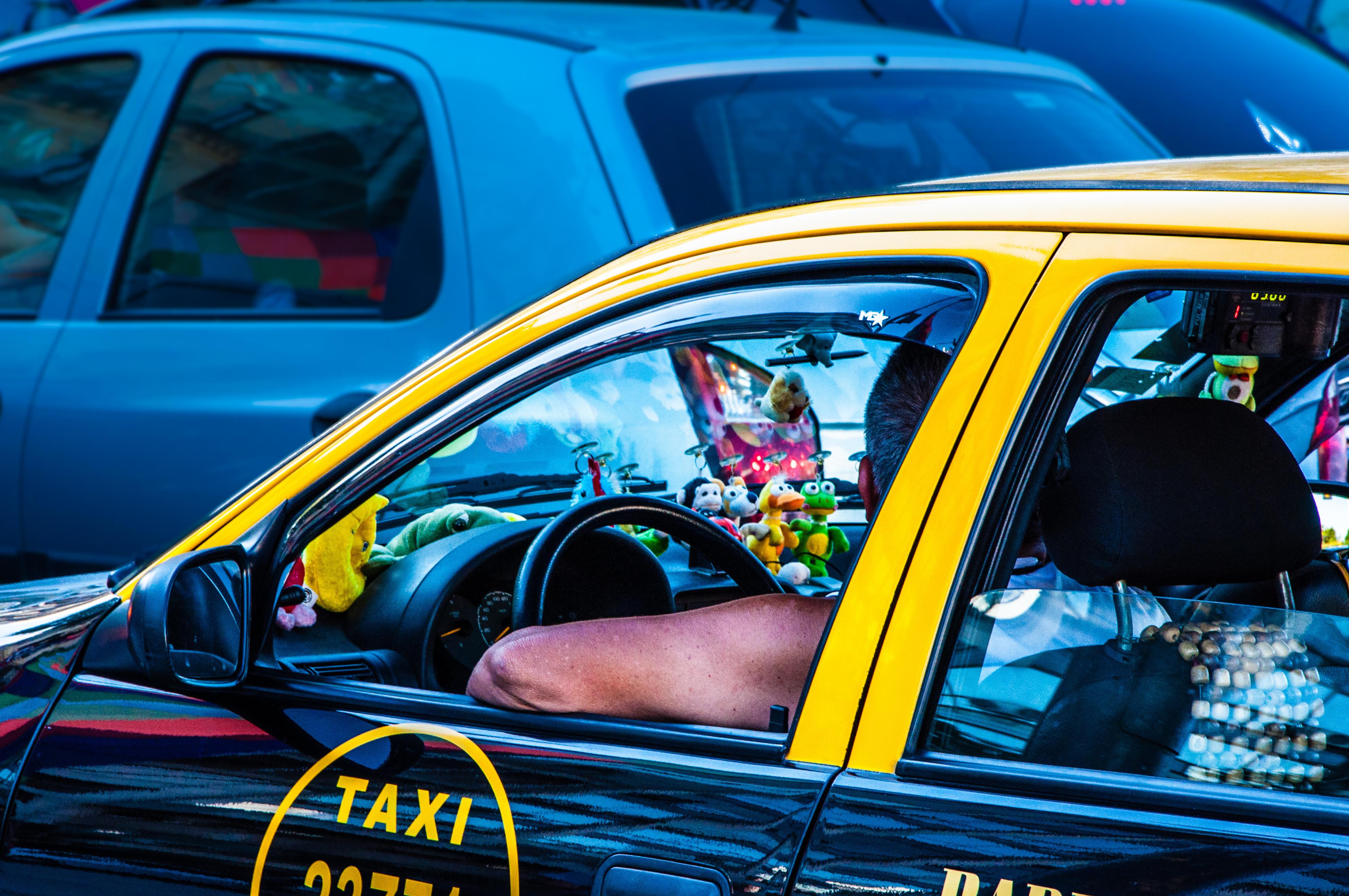 arnaque du taxi en vacances