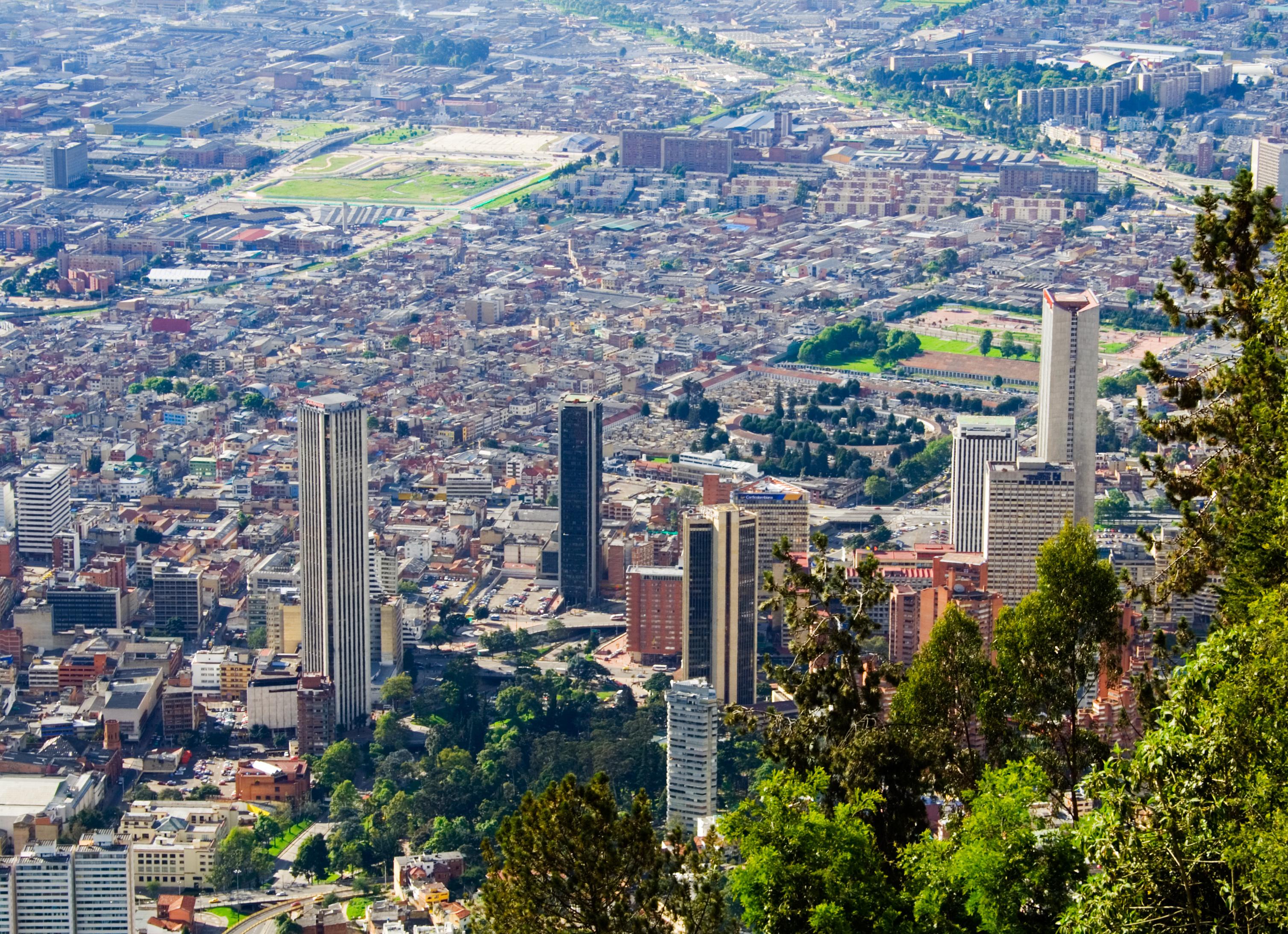 faire un stage a Bogota