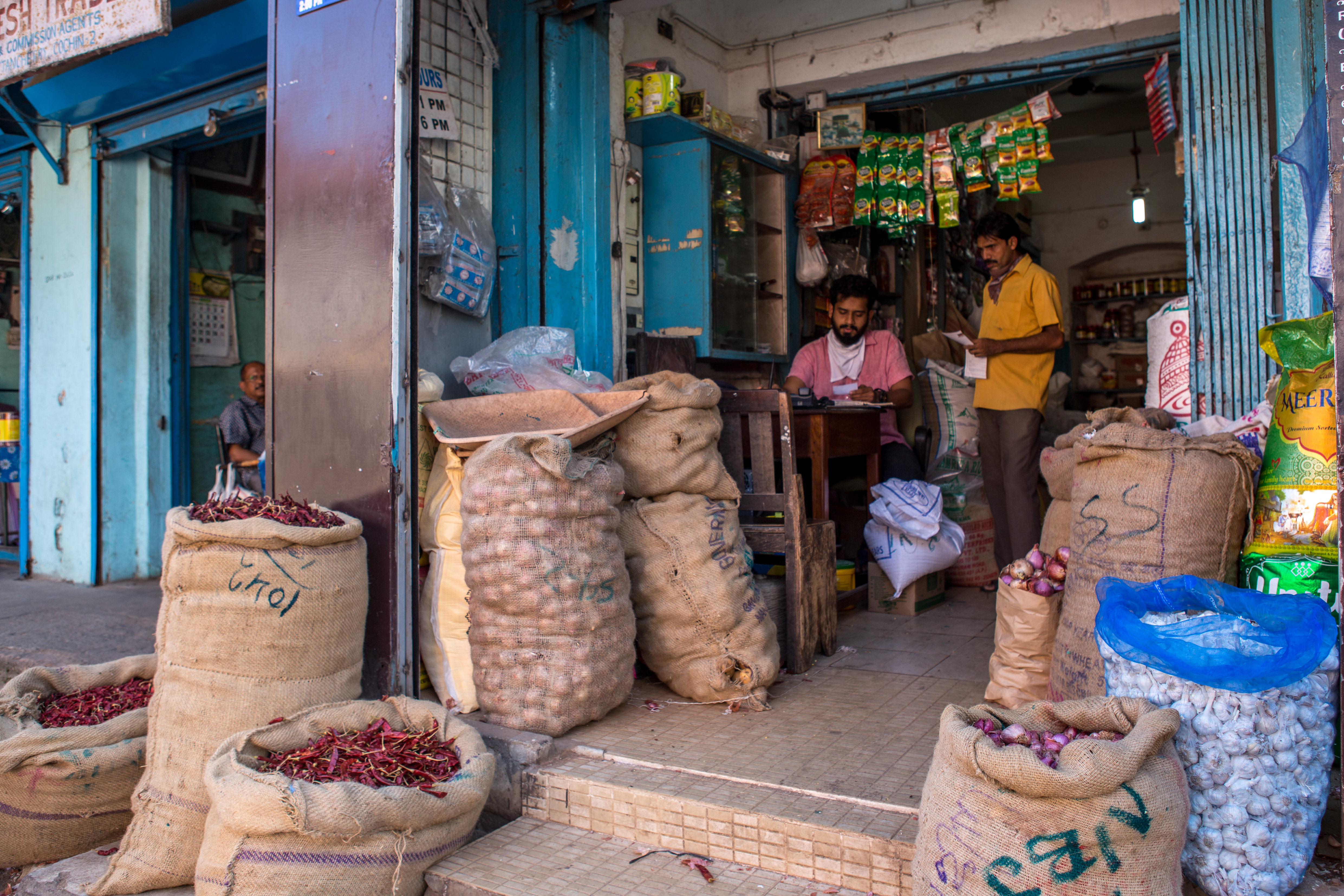 artisanat local au Kerala