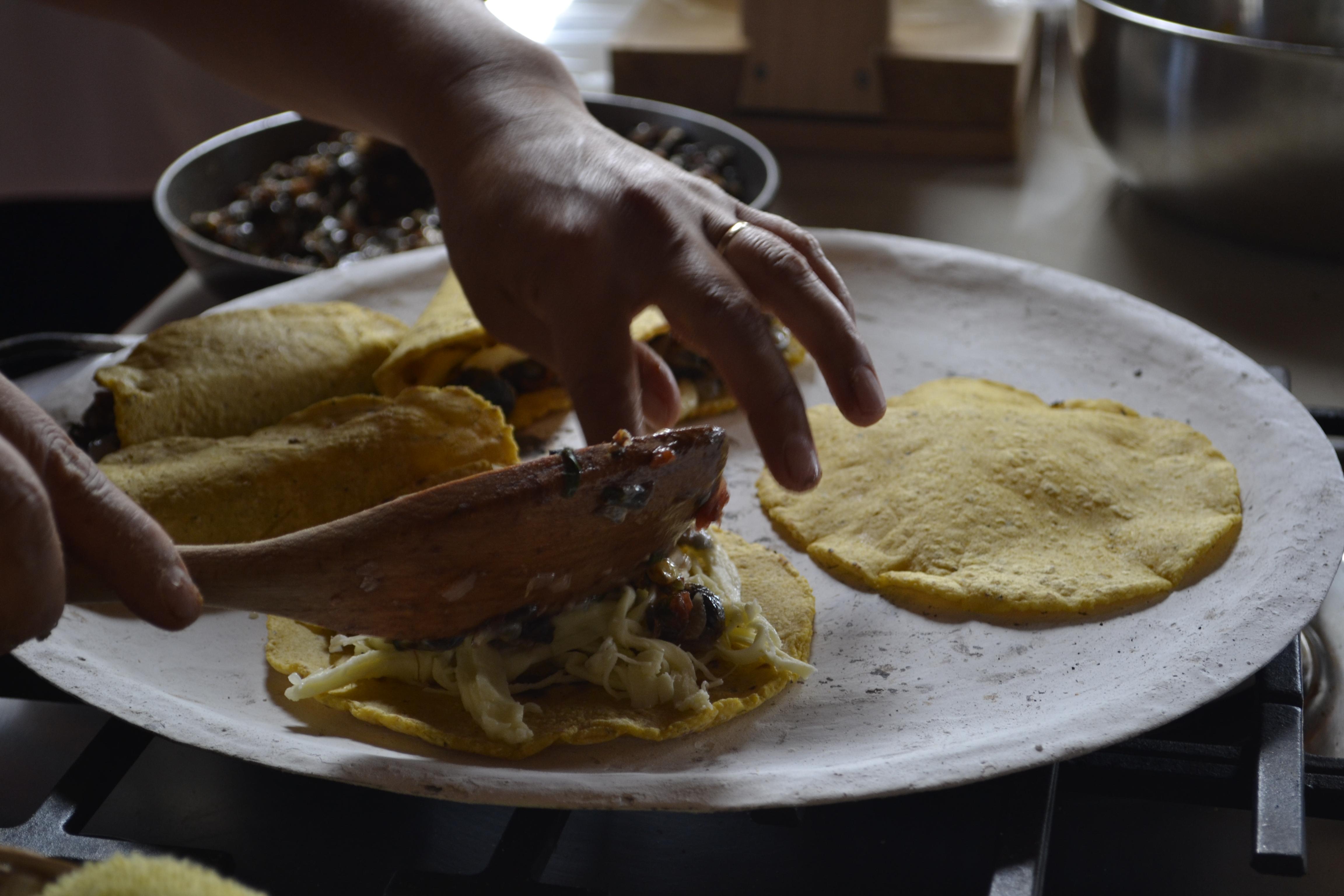 apprendre la cuisine mexicaine