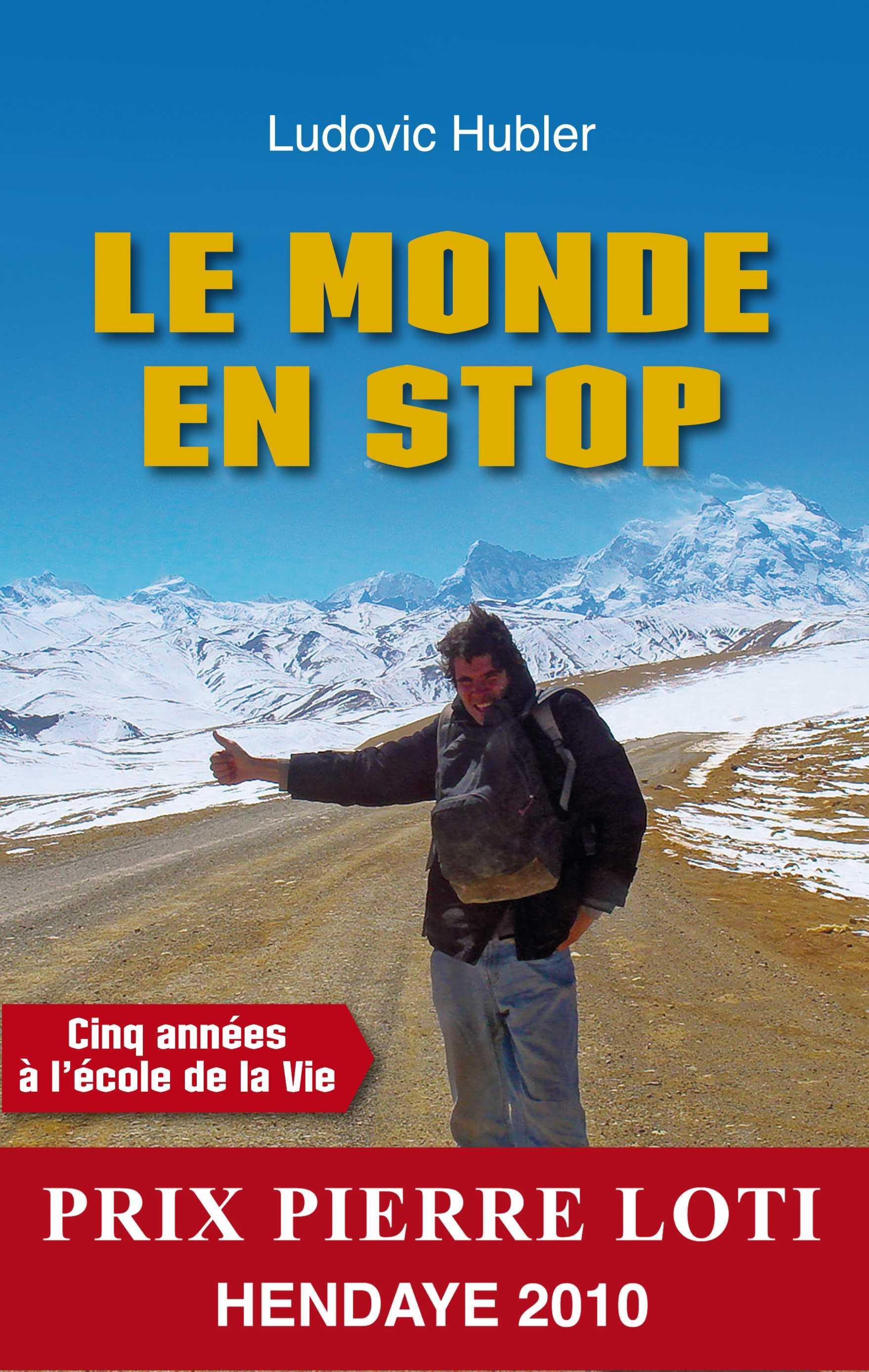 le tour du monde en stop livre