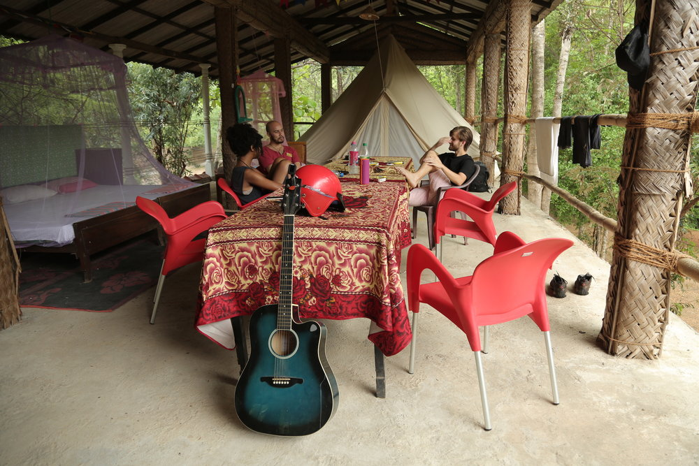 experience de benevolat en Asie au Sri Lanka