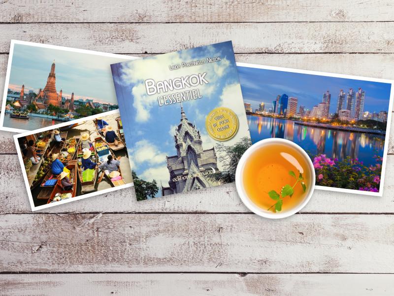 guide Bangkok des editions Nomades