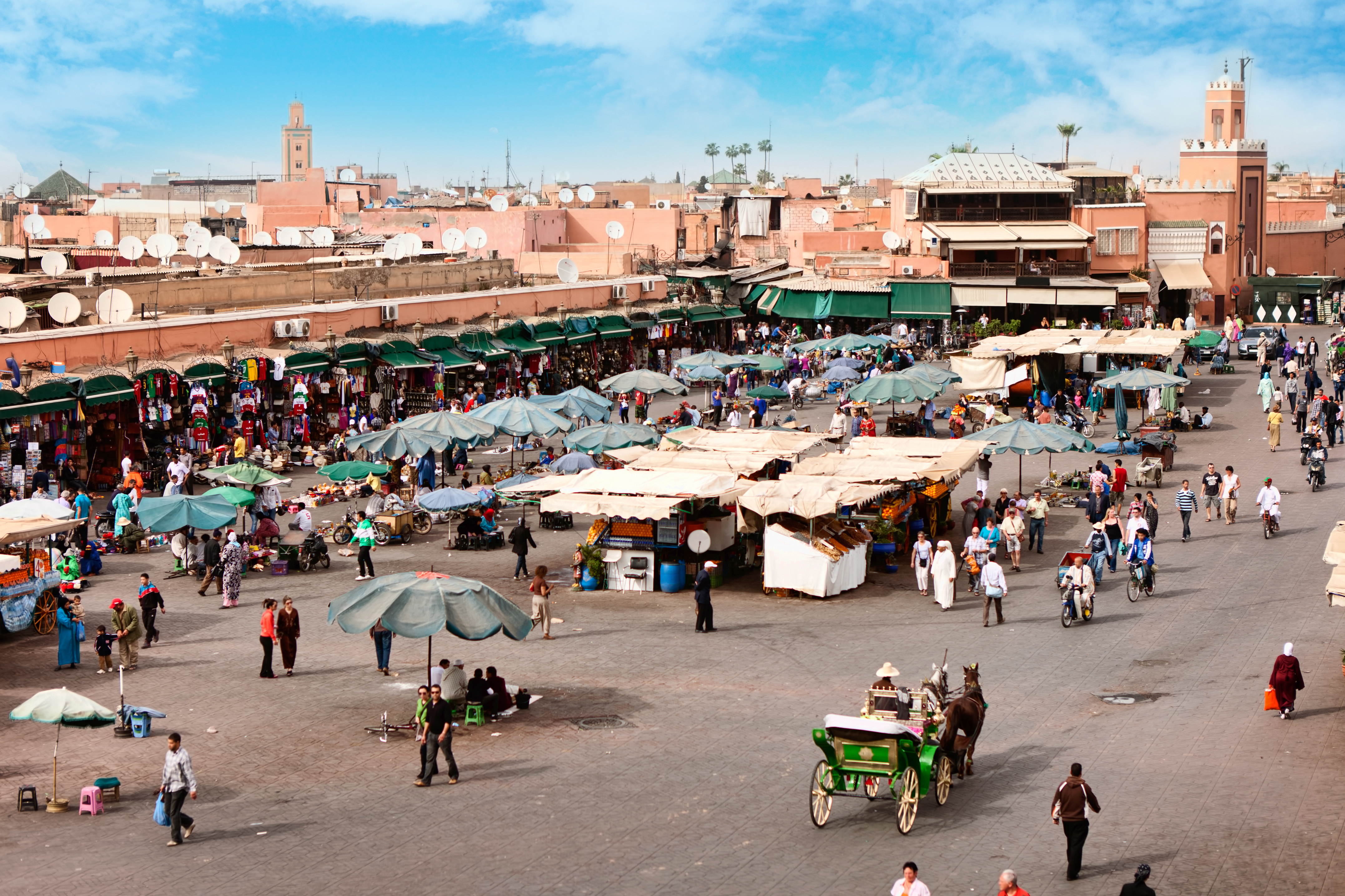 visiter Marrakech pendant les ponts de mai 2018