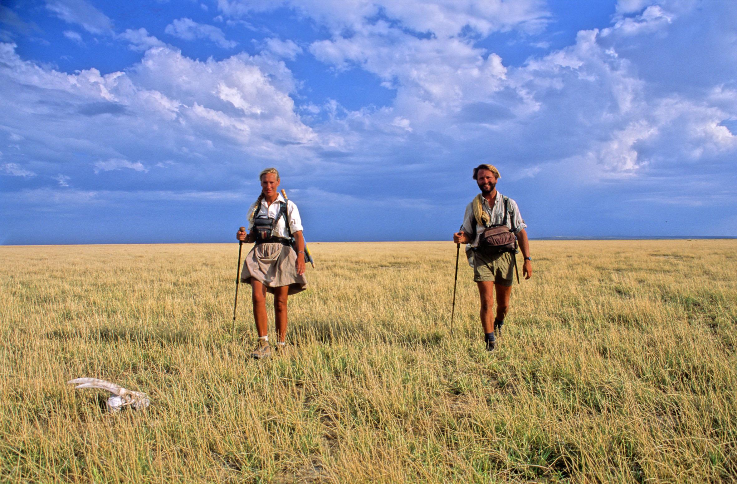 trek en Afrique