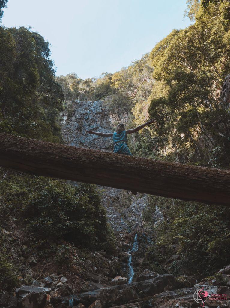 cascade de Temurun