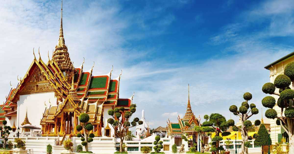 partir étudier en Thaïlande, à Bangkok ou à Phuket