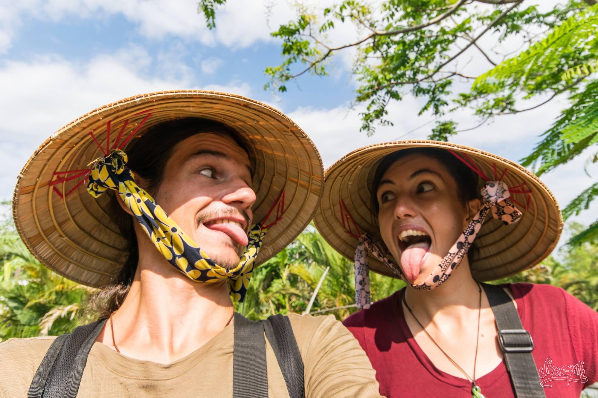 quentin et mariette - voyage en bd en asie