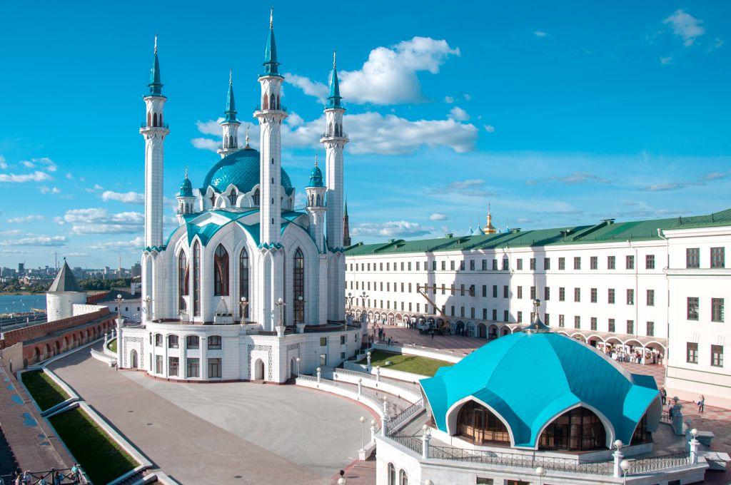lieu touristique a visiter a Kazan