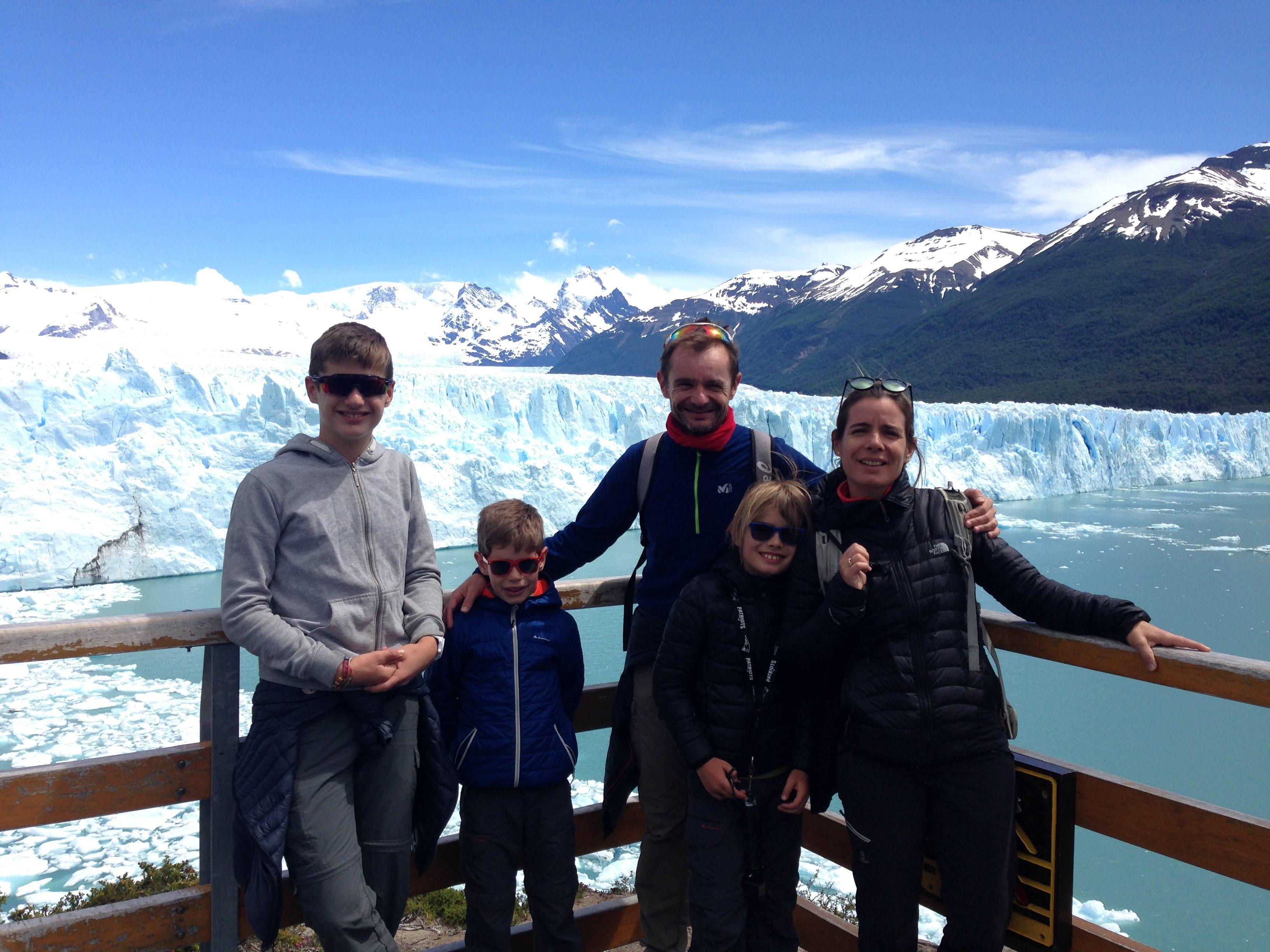 visiter la Patagonie en famille