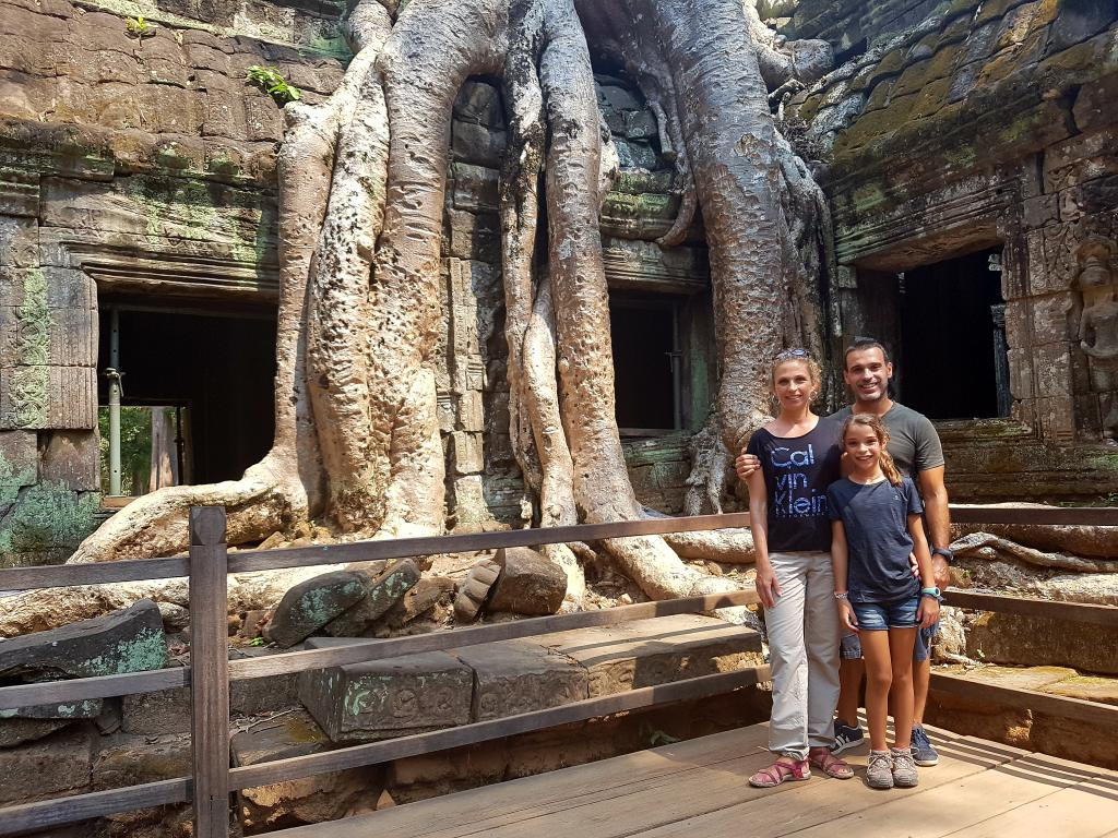 faire un tour d'Asie en famille