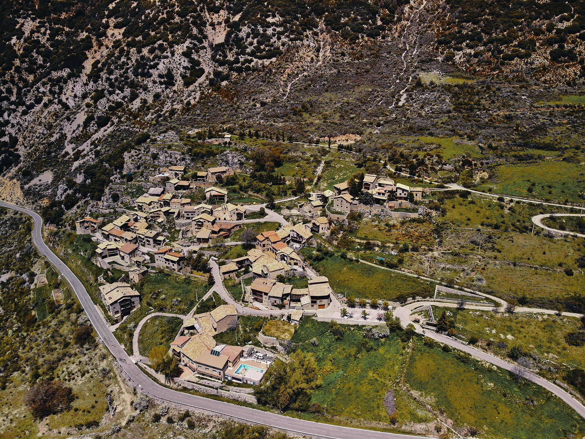 randonnée dans les Pyrénées espanoles