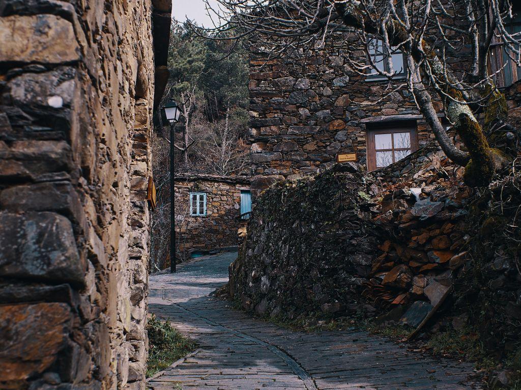 randonnée dans le Serra do Acor