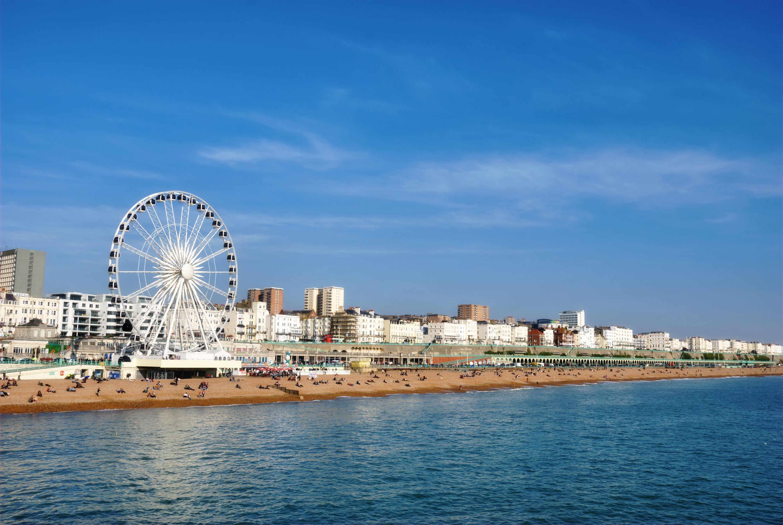visiter Brighton pour un week-end