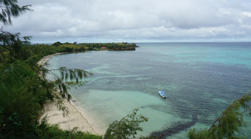 voyage au Fidji