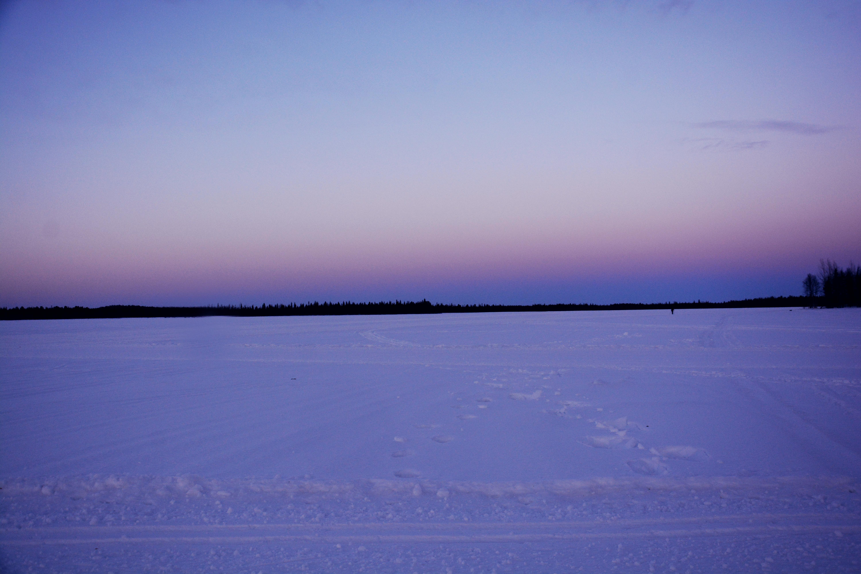 voyage au féminin en Laponie