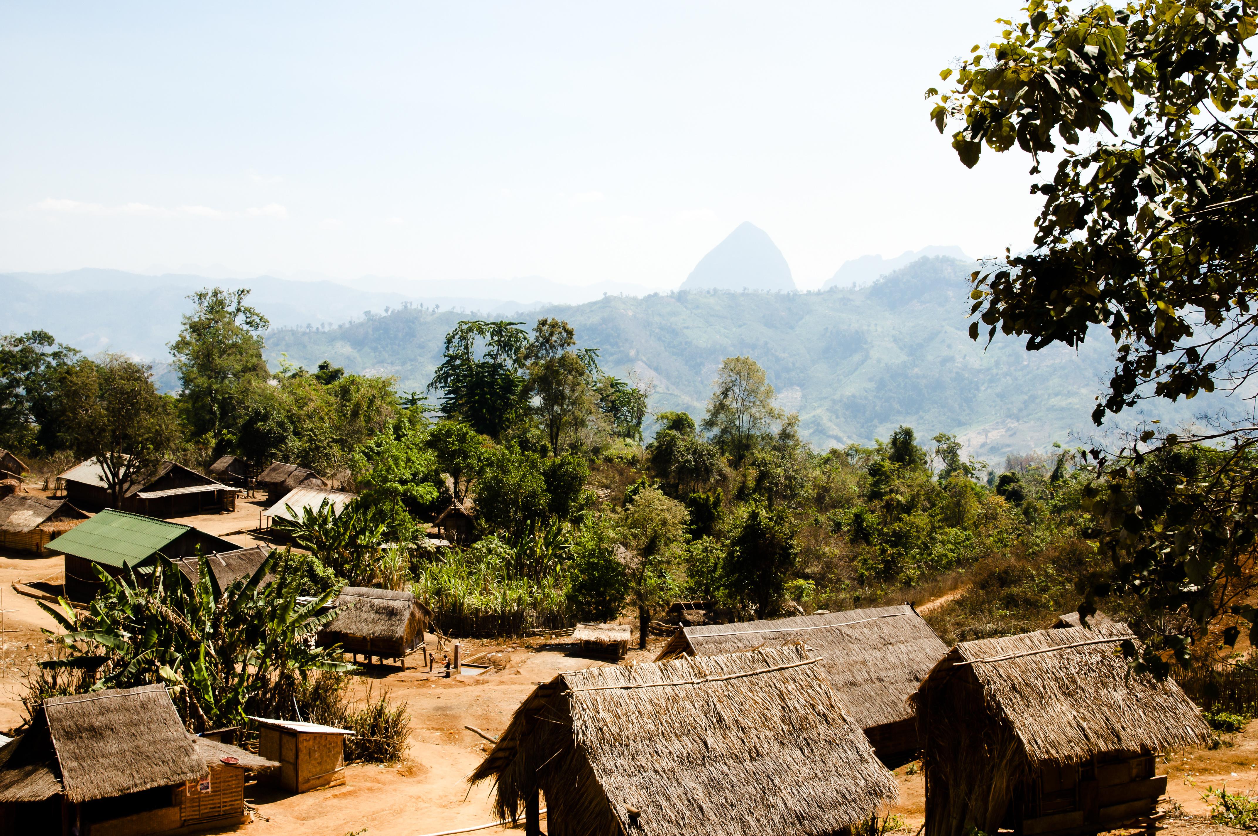 circuit sur mesure au Laos