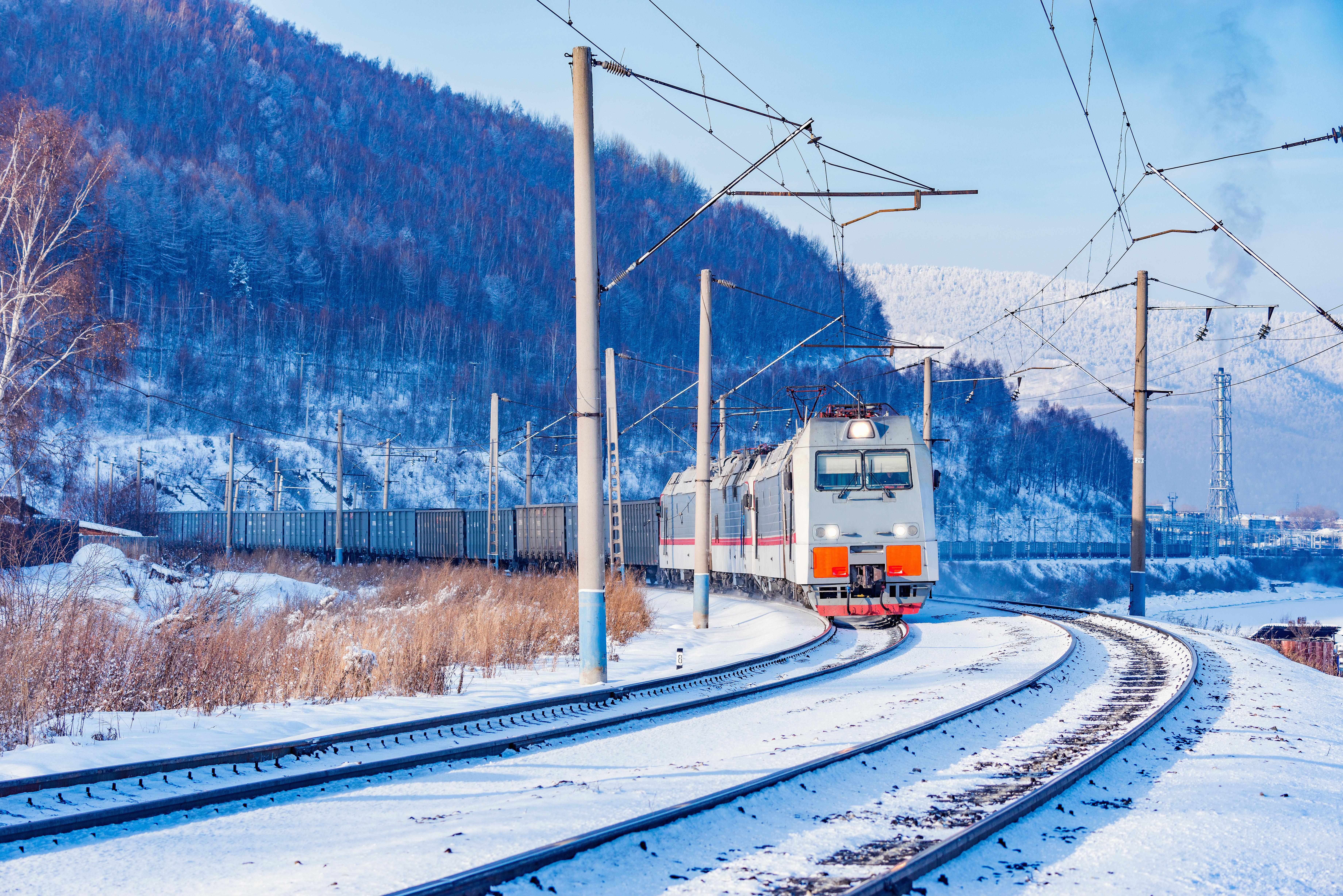 transsibérien pas cher en Russie