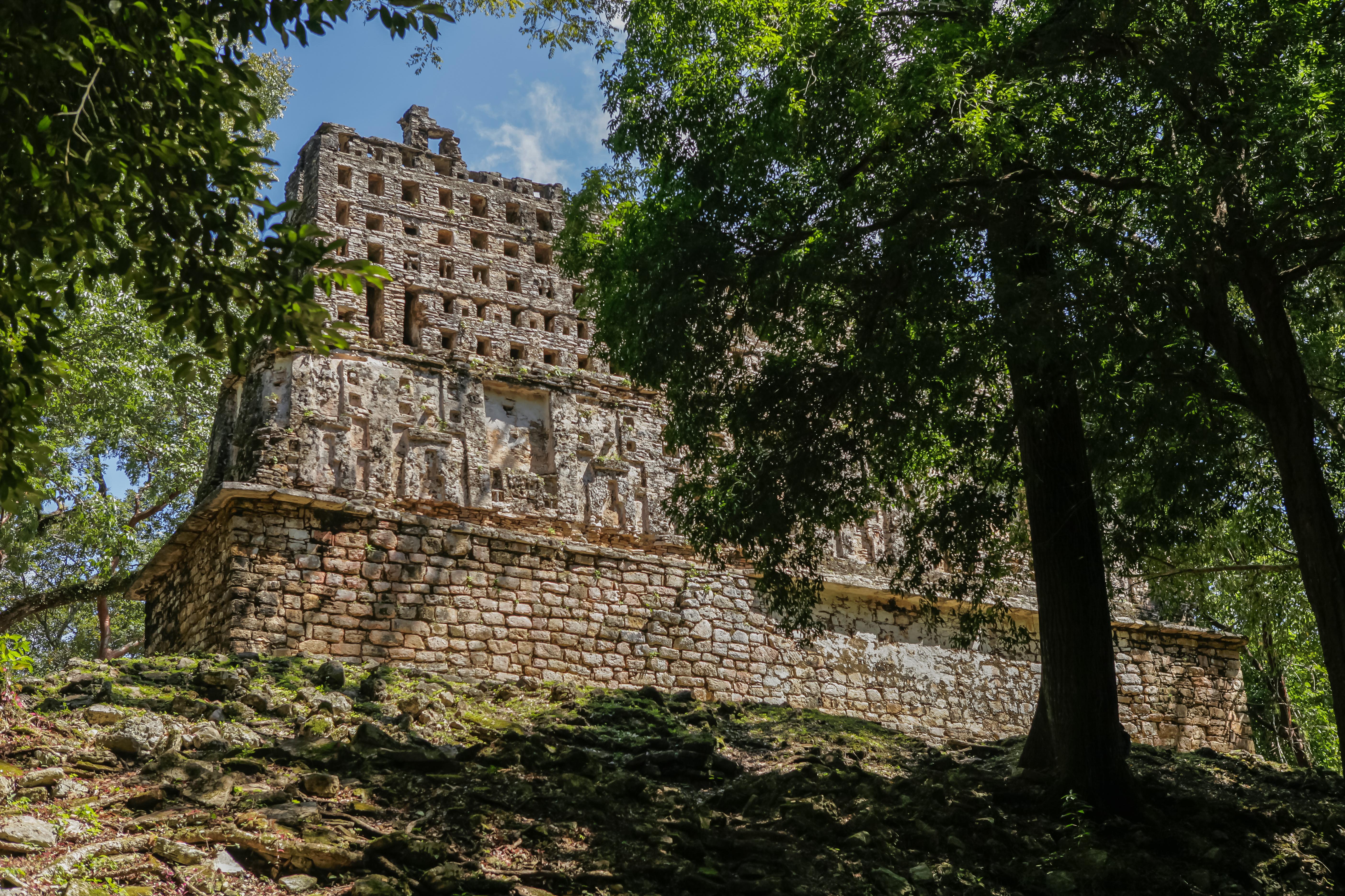 Les ruines de Yaxchilàn et Bonampak