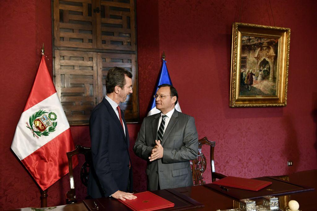 PVT Pérou