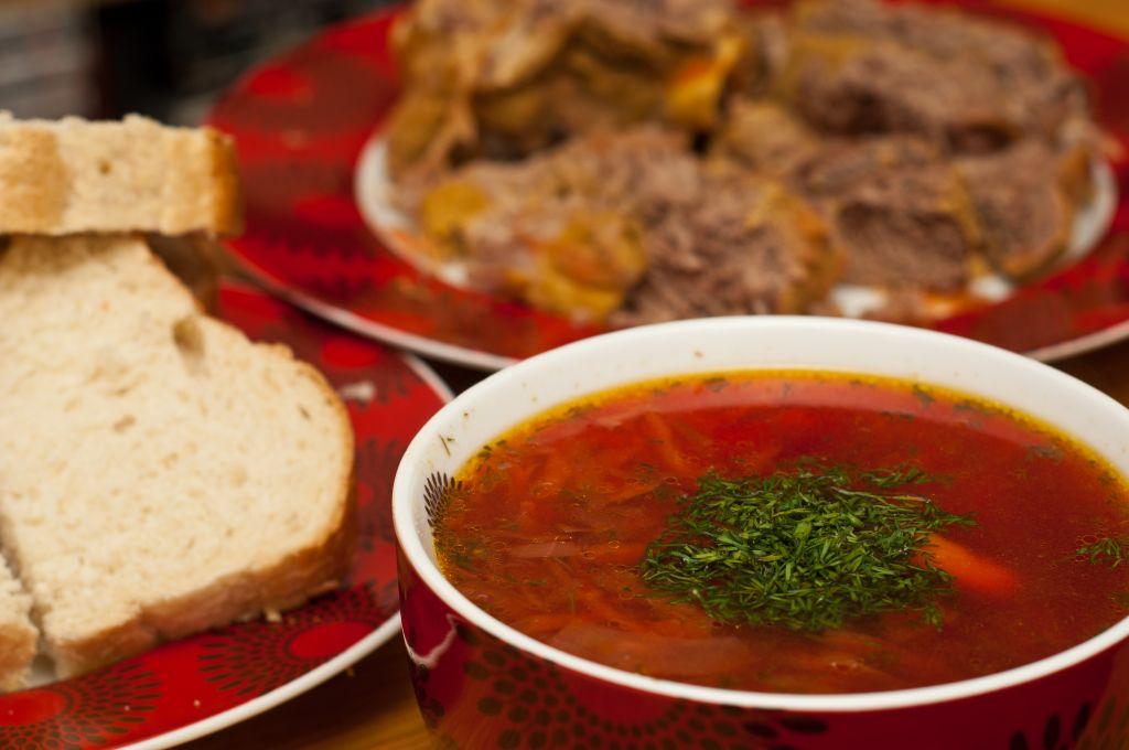 faites un séjour culinaire en russie