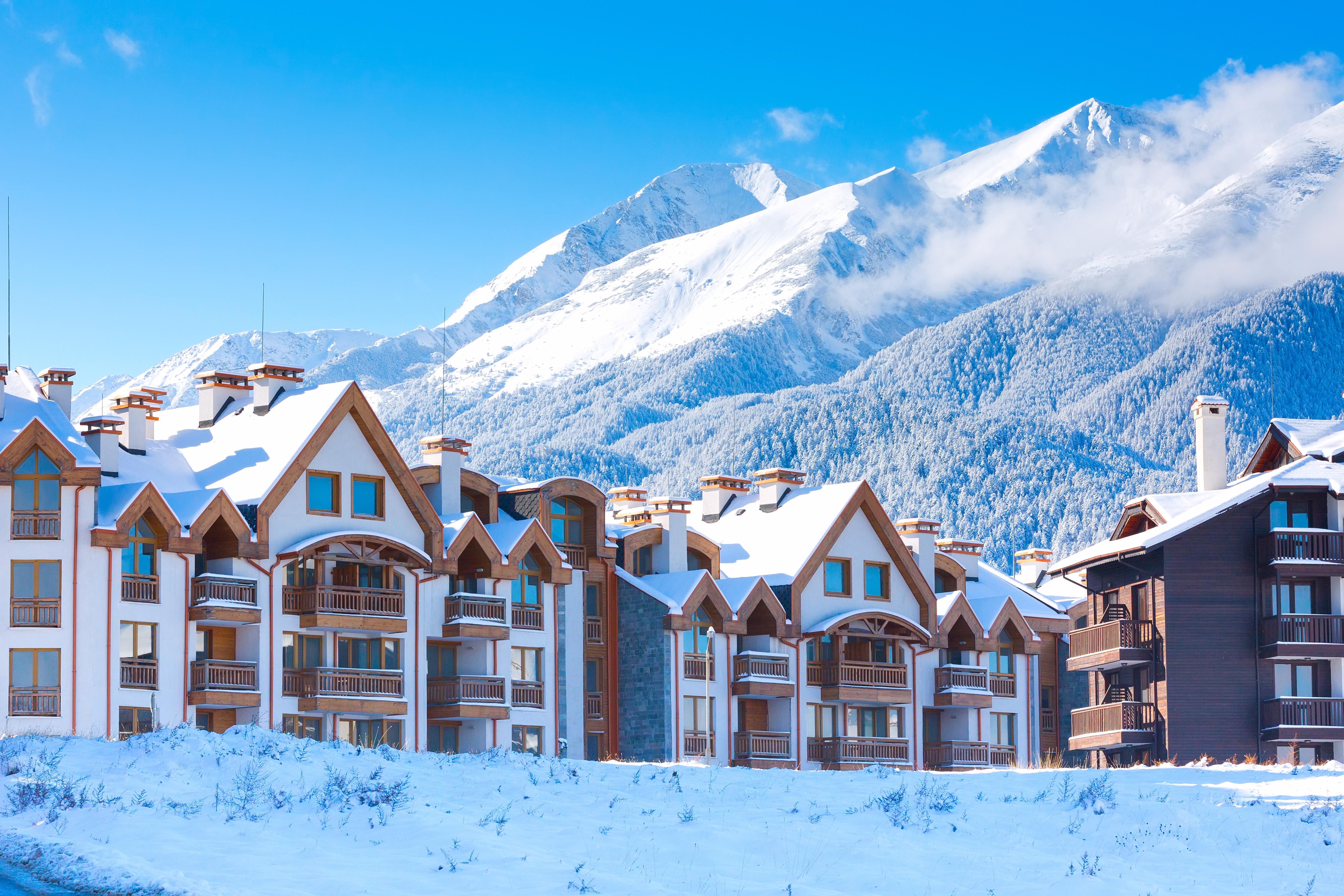 assurance location chalet ou appartement au ski