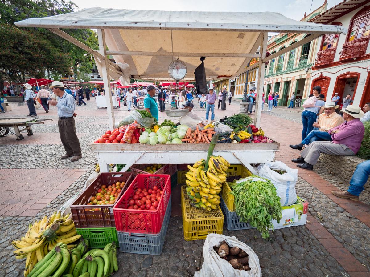 découvrir Jerico en Colombie