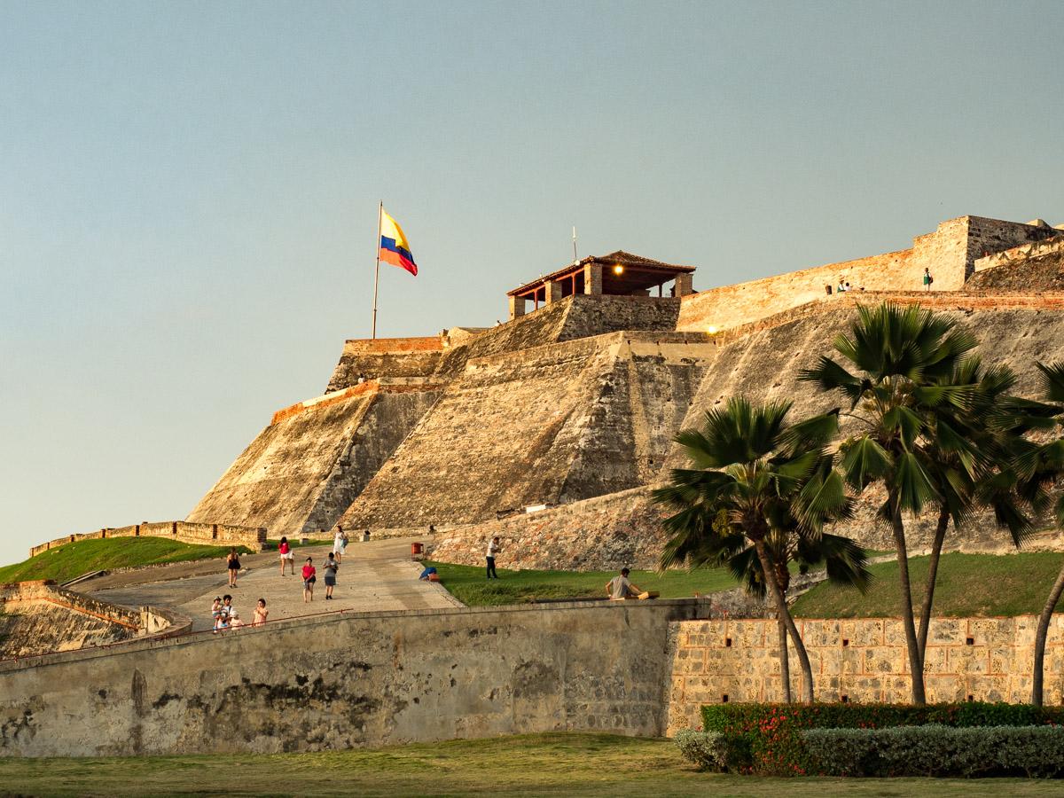 que visiter à carthagène des Indes en Colombie ?