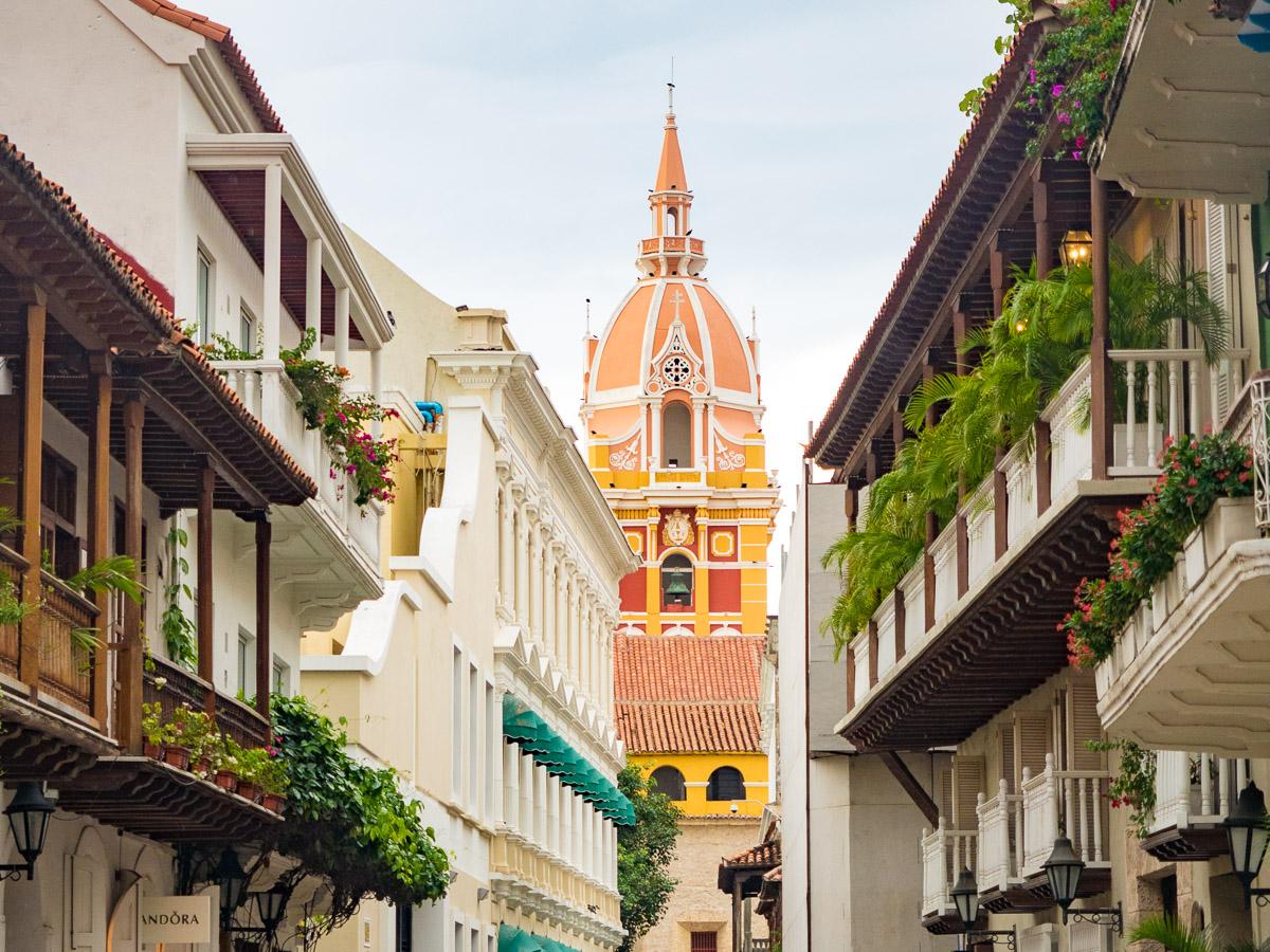 visiter Carthagène en Colombie