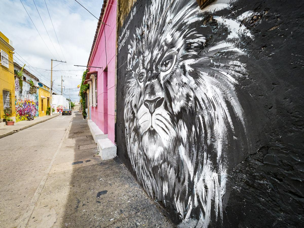 découvrir le quartier de Getsemani à Cartagena de Indias