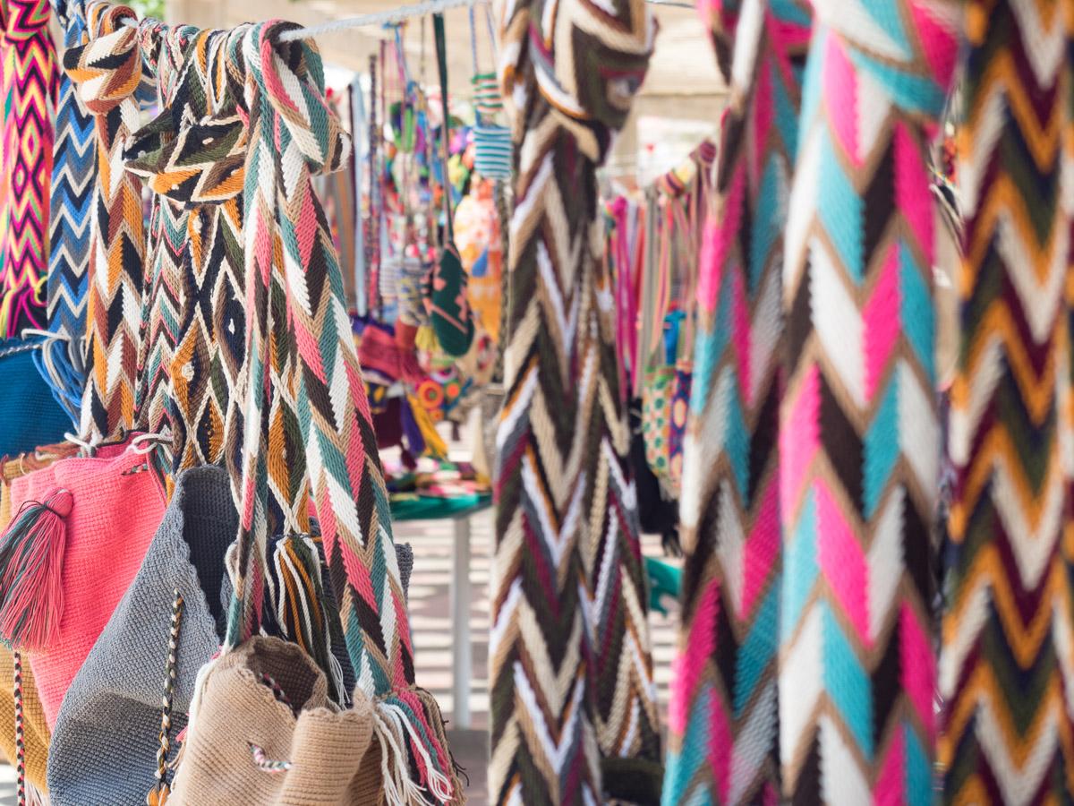 quels produits d'artisanat acheter en Colombie ?