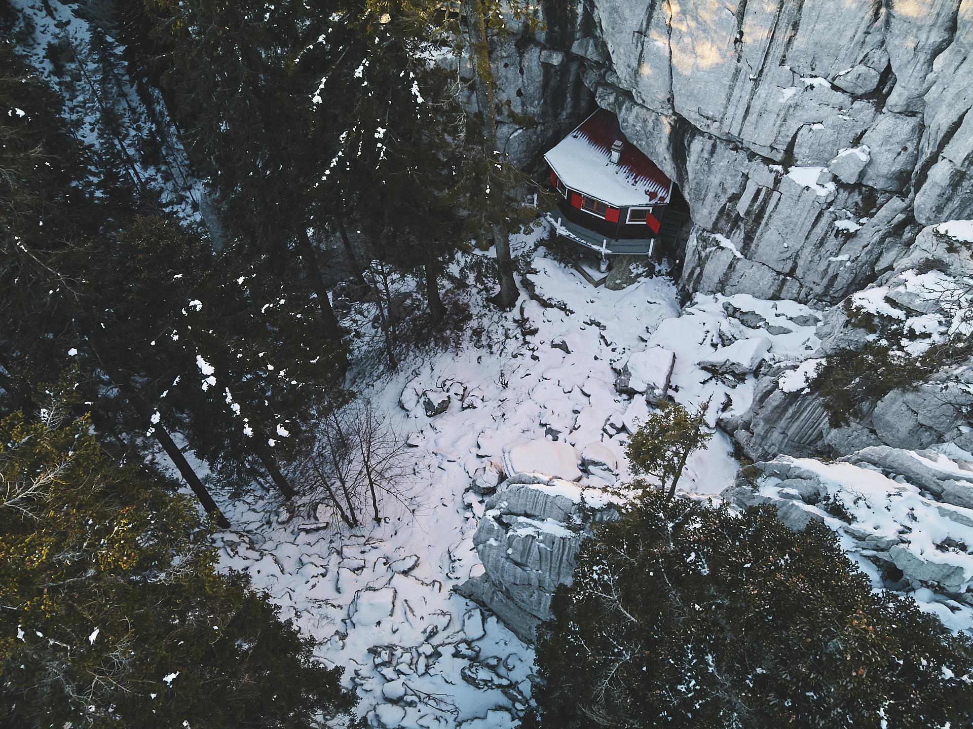 randonnée Bijele Stijene Croatie