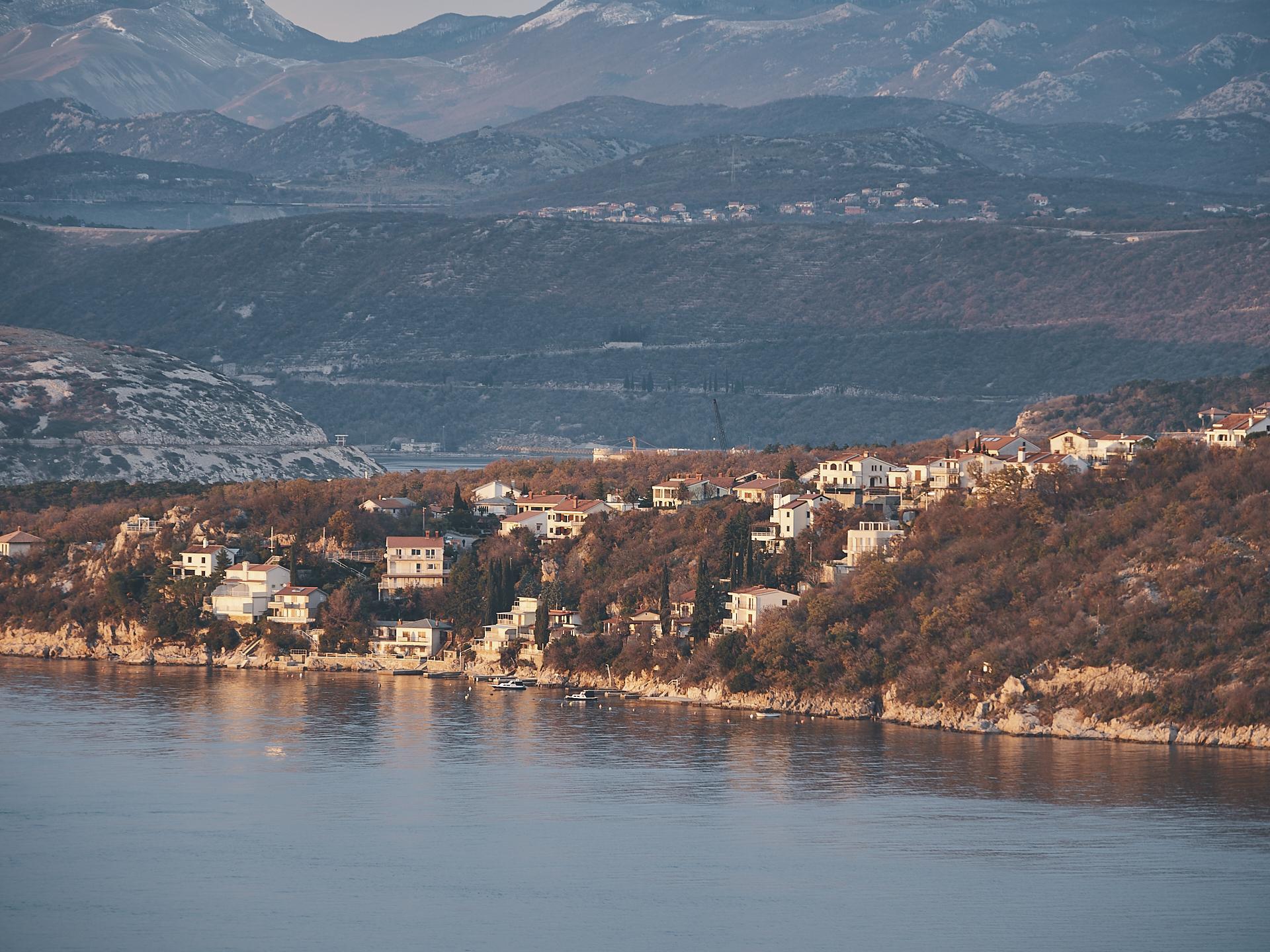 randonnée KRK Croatie