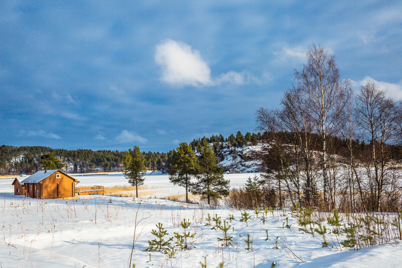 voyage en Carélie en hiver