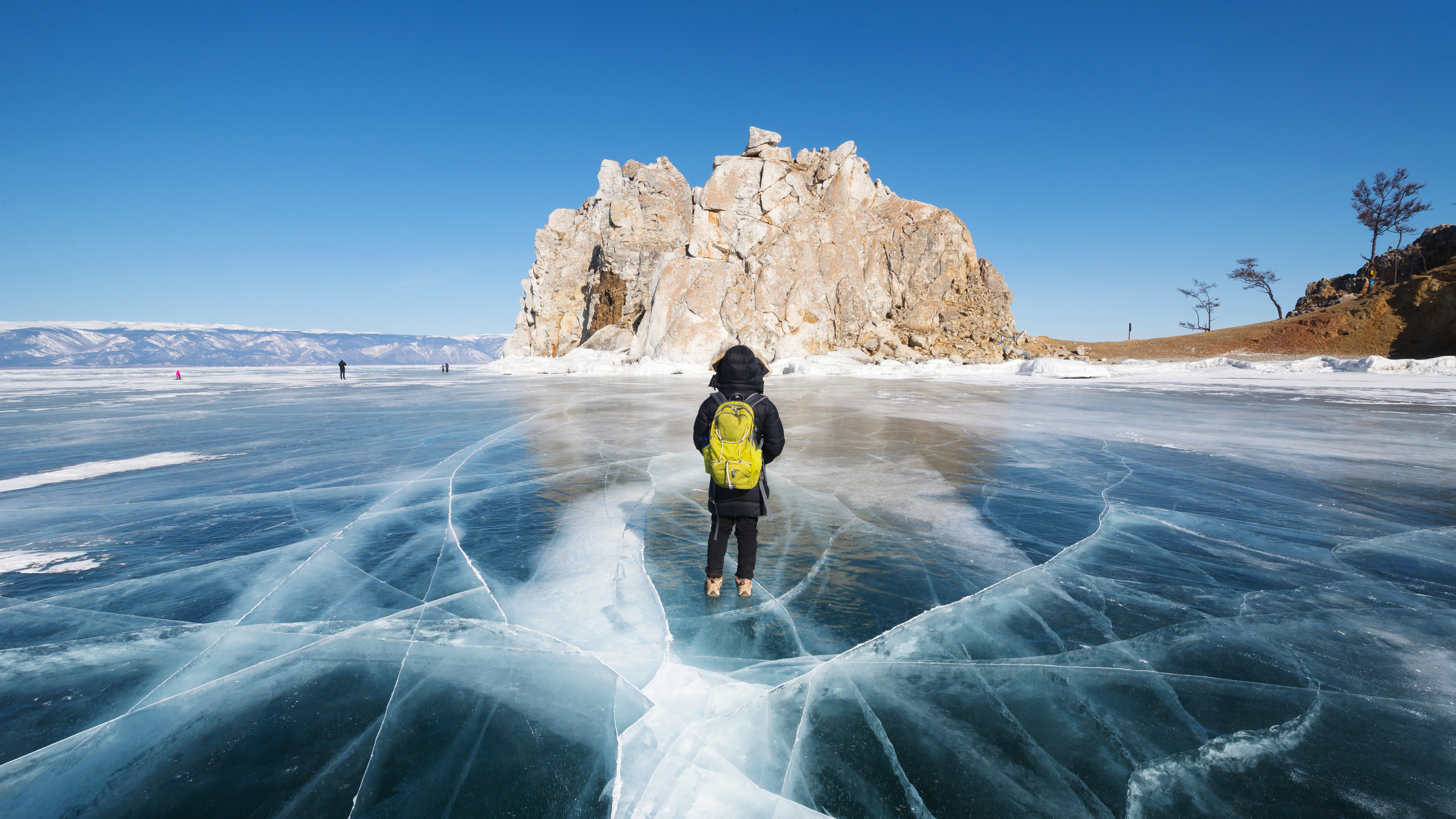 visiter le lac Baïkal en hiver