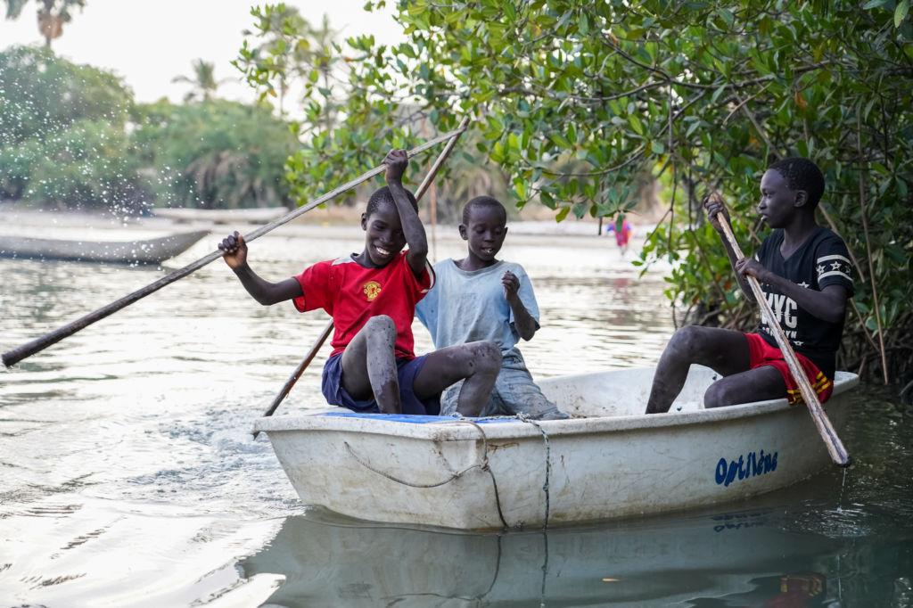voyage en Casamance au Sénégal;
