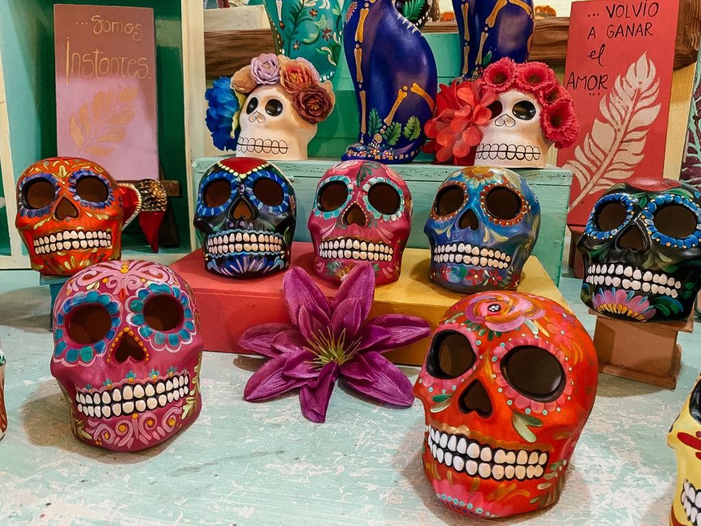 comment célébrer la fête des morts au Mexique ?