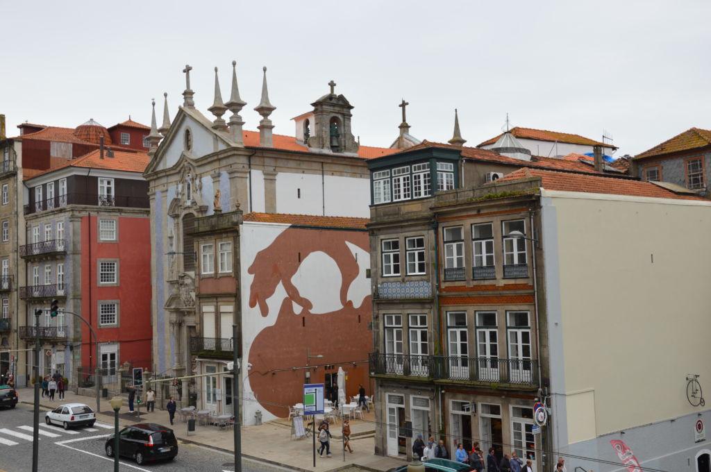 séjour week-end à Porto